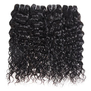 Ishow Malaysian Virgin Hair Unprocessed Water Wave Bundles 4Pcs/Lot