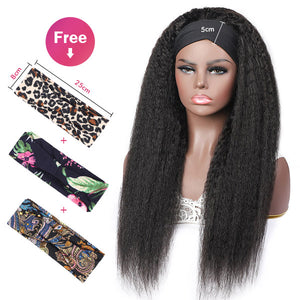 Ishow Hair Peruvian Virgin Yaki Straight Hair 3 Bundles Virgin Human Hair