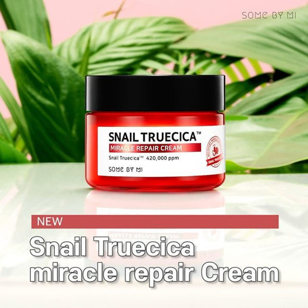 Snail Truecica Miracle Repair Cream - Douxskin