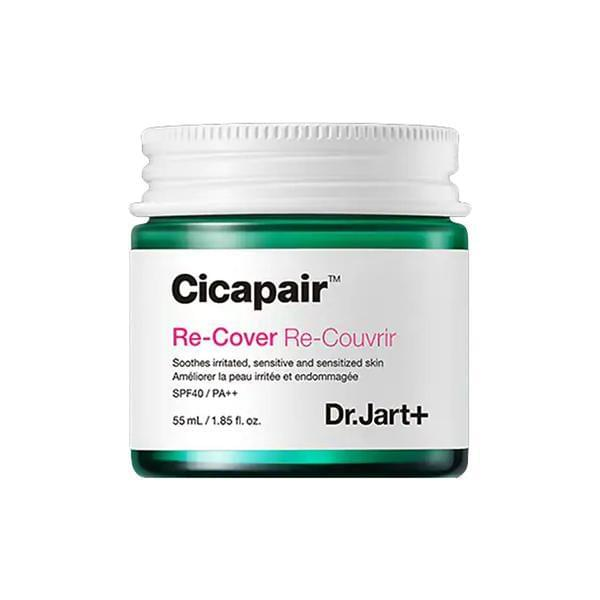 Cicapair Derma Green-Cure Solution Recover Cream - Douxskin