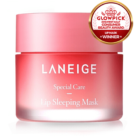 Lip Sleeping Mask Berry - Douxskin