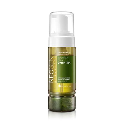 Green Tea Real Fresh Foam Cleanser - Douxskin