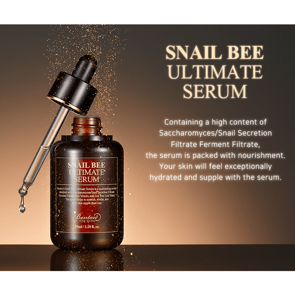 Snail Bee Ultimate Serum - Douxskin