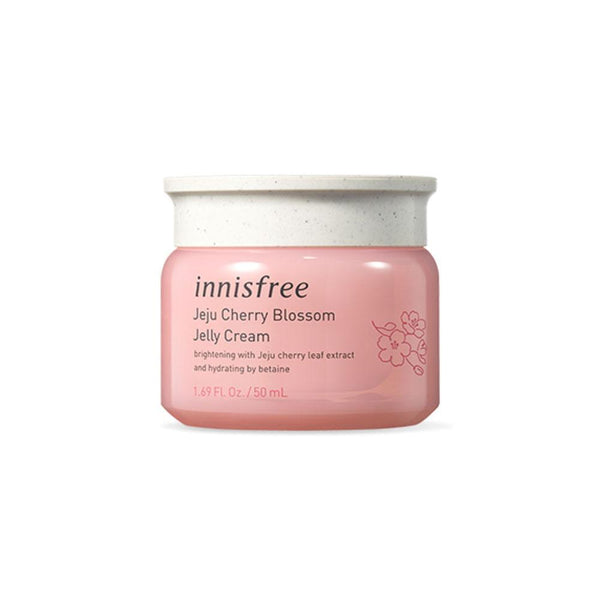 Jeju cherry blossom jelly cream - Douxskin