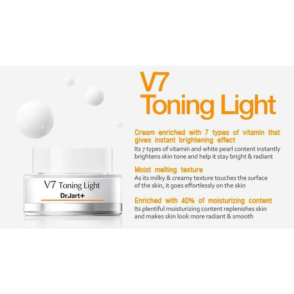 V7 Toning Light - Douxskin