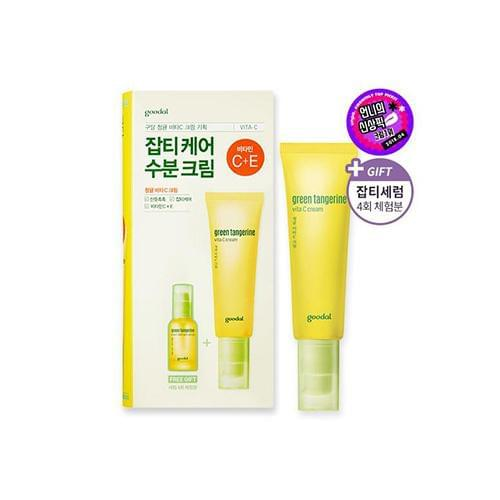 Green Tangerine Vita C Cream Set - Douxskin