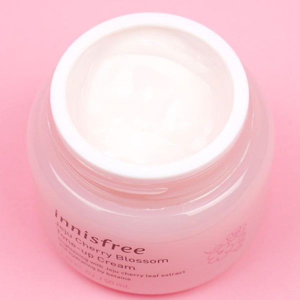 Jeju Cherry Blossom Tone Up Cream - Douxskin