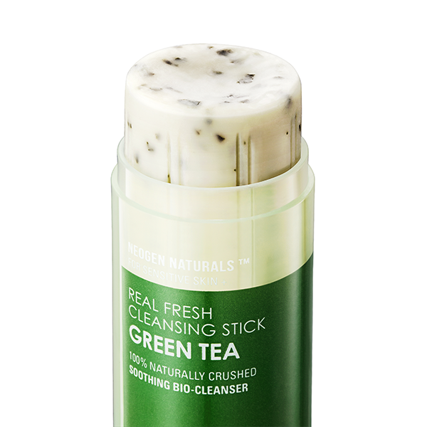 DERMALOGY REAL FRESH CLEANSING STICK GREEN TEA - Douxskin