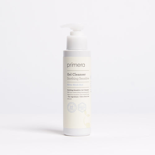 Soothing Sensitive Gel Cleanser - Douxskin