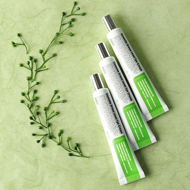Centella Green Level Eye Cream - Douxskin