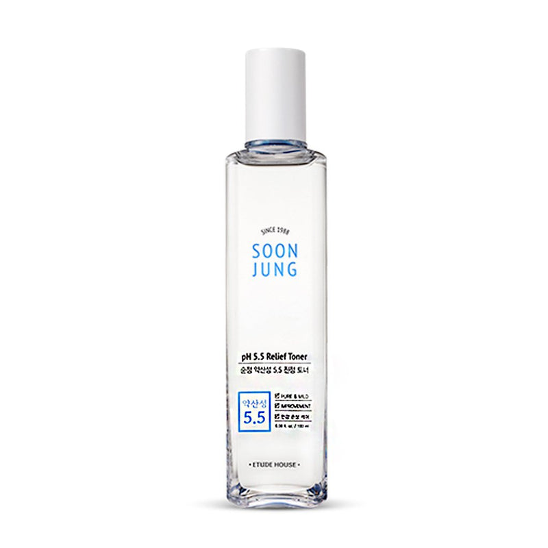 SoonJung pH 5.5 Relief Toner - Douxskin