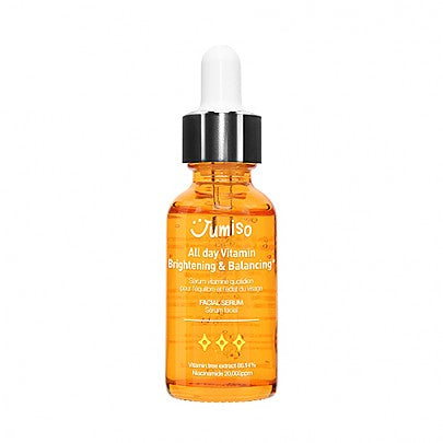 All Day Vitamin Brightening & Balancing Facial Serum - Douxskin