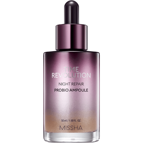 Time Revolution Night Repair Probio Ampoule - Douxskin