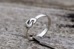 Wrench Ring Sterling Silver Handmade Jewelry