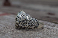 Ancient Smithy VW Rings Original Odin's Horse (Sleipnir) Ring  Norse & Viking Mythos Jewelry