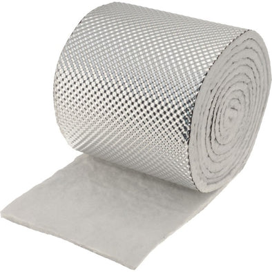 Exhaust Heat Shield Insulation Armor Kit 6mm x 155mm x 3mt
