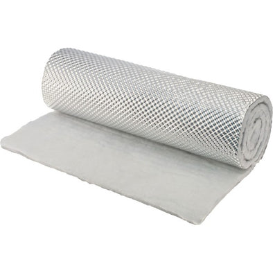 Exhaust Heat Shield Insulation Armor Kit 6mm x 300mm x 600mm