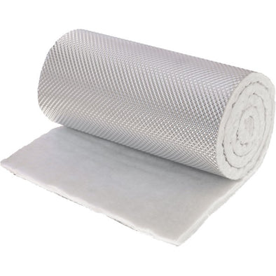 Exhaust Heat Shield Insulation Armor Kit 12mm x 300mm x 600mm