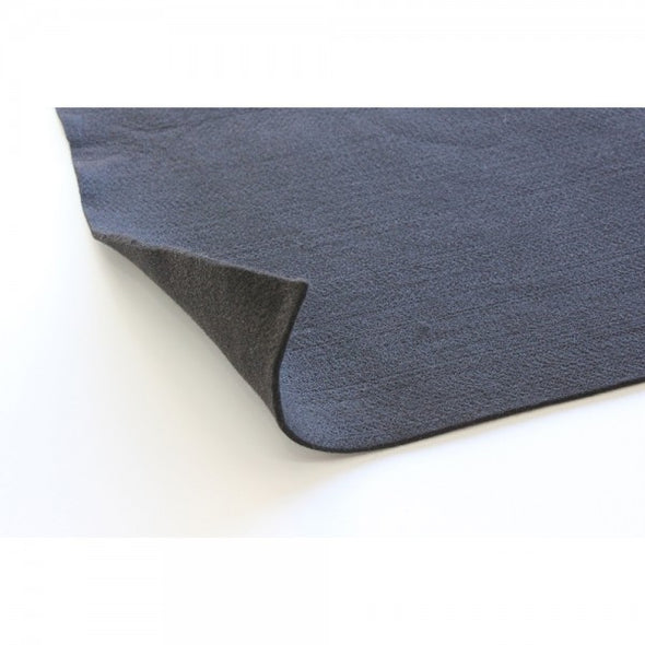 Heat Insulation Stealth Mat Ultra Thin 1mt x 1mt x 3mm Thick Rated to 800⁰C