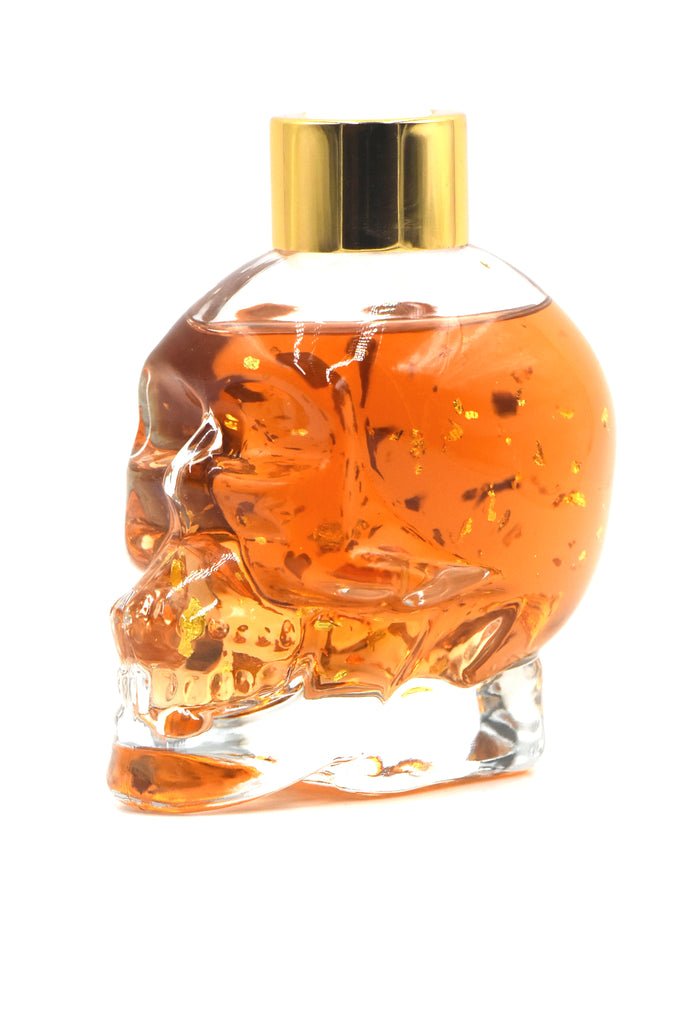 Gold Leaf Skull Fragrance Diffuser