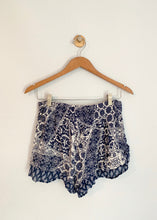 Load image into Gallery viewer, Lauren's Band of Gypsies Paisley Shorts - Rhymes With Orange