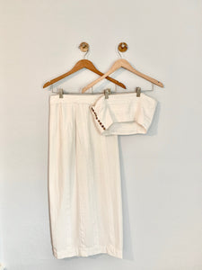 Richie's Free People Two Piece Set - Rhymes With Orange