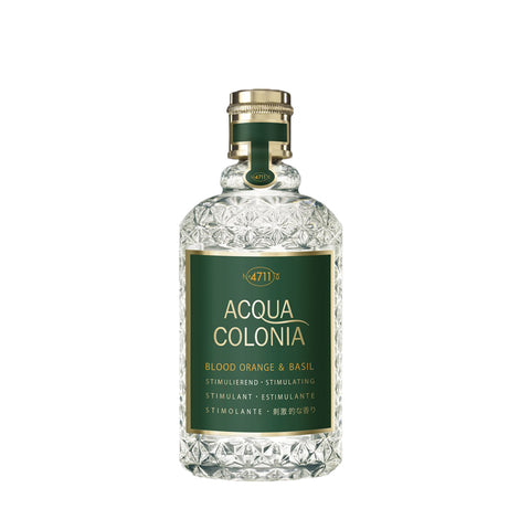 4711 Eau de Cologne Blood Orange & Basil