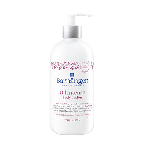 BARNÄNGEN BODYLOTION OIL INTENS 400ML
