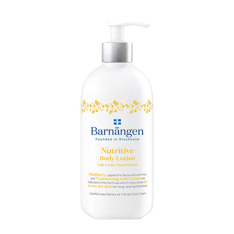 BARNÄNGEN NUTRIVE BODY LOTION 400ML
