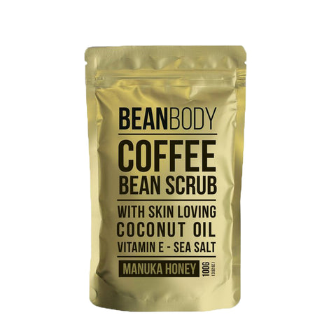 Bean Body Coffee Scrub Honey