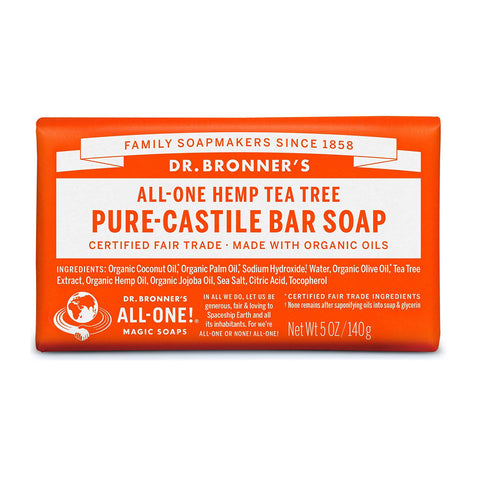 DR. BRONNER TEA TREE SOAPBAR