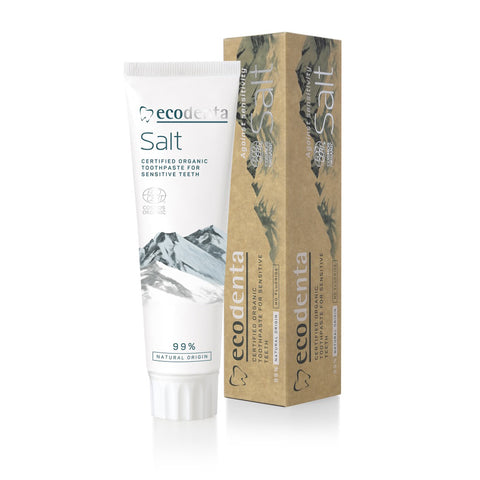 ECODENTA TANDPASTA SALT 100ML