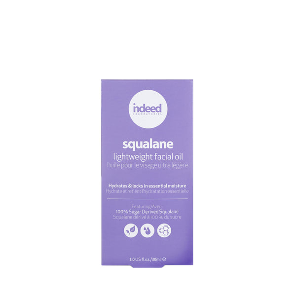 Indeed Labs Squalane Facial Oil Box