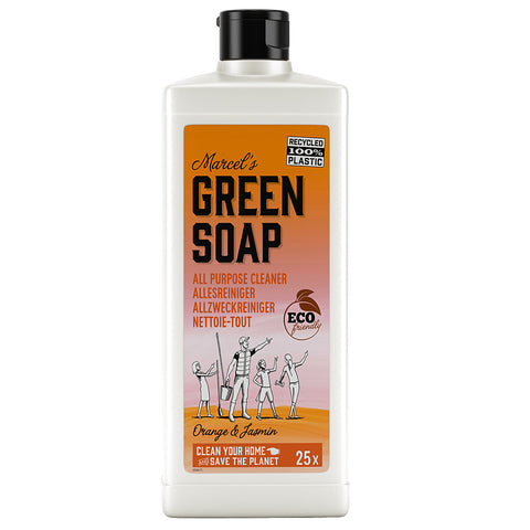 MARCEL'S GREEN SOAP ALLESREINIGER ORANGE & JASMIN