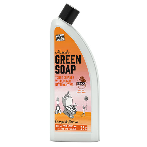 MARCEL'S GREEN SOAP TOILETREINIGER ORANGE & JASMIN