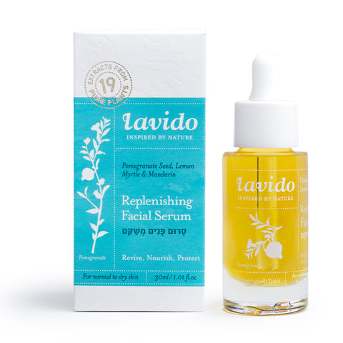 REPLENISHING FACIAL SERUM 30ML