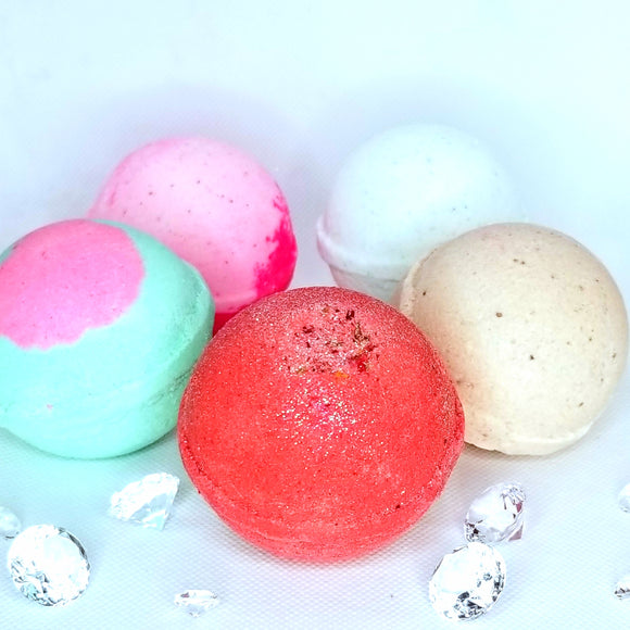 Bath Bomb Galore Collection