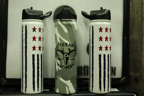 SIC Water Bottle - Camo 27oz