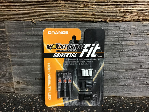 Nockturnal Universal Fit - White