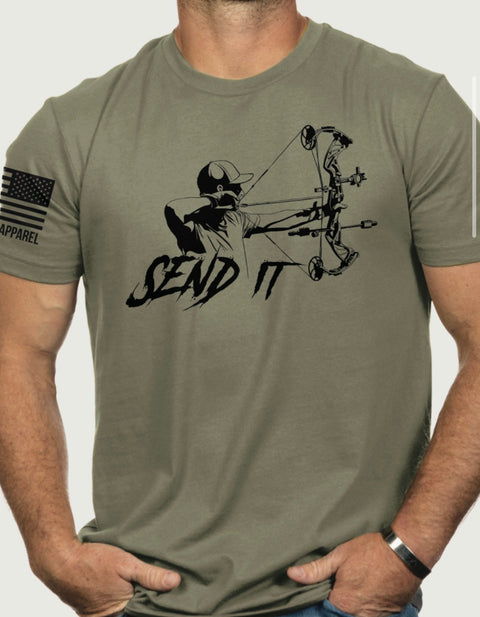 Texas Archery Shirt by NINELINE