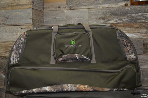 Tarantula Single Deluxe Bow Case - Camo
