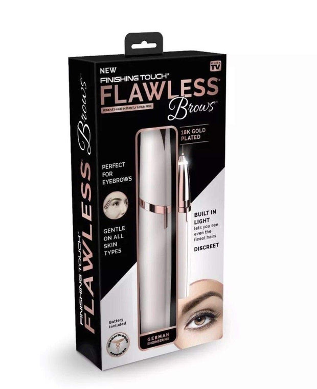 FLAWLESS Women's Painless Brows