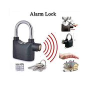 Anti Theft Alarm Lock