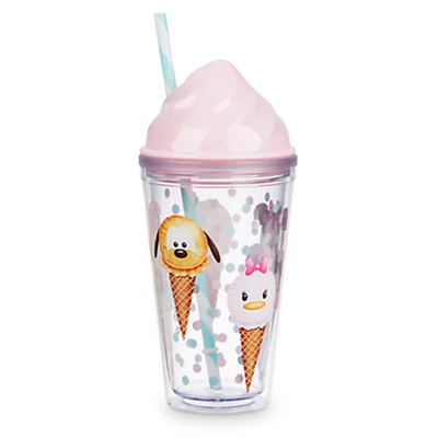 Ice-cream snow tumbler