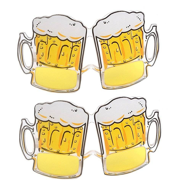 Party Beer Mug Goggles