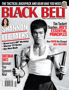 Black Belt Magazine VOL. 58 NO.5