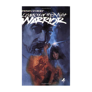 Ninja Volume 4:  Legacy of the Night Warrior