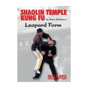Shaolin Temple Kung Fu: Leopard Form (DVD)