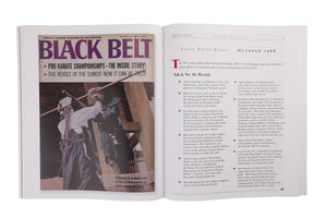Black Belt:  First 100 Issues
