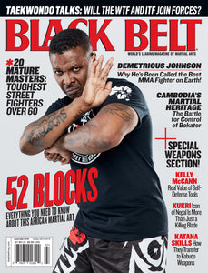 Black Belt Magazine VOL. 57 NO.4